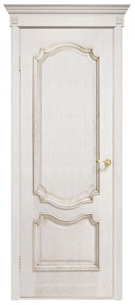 Двери из натурального массива для загородного дома
